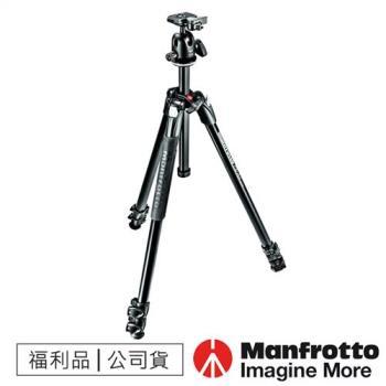 【福利品】Manfrotto曼富圖 MK290XTA3-BH 進階三節腳架+球型雲台套組