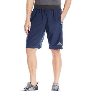 Adidas 2018男時尚2-Move深藍色短褲(預購)