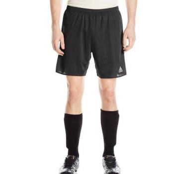 Adidas 2018男時尚足球Parma16黑色短褲(預購)
