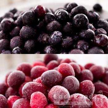 天時莓果 冷凍蔓越莓/藍莓 10包 (400g/包)