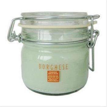 BORGHESE 貝佳斯礦物營養火山泥漿面膜200ml/2入組