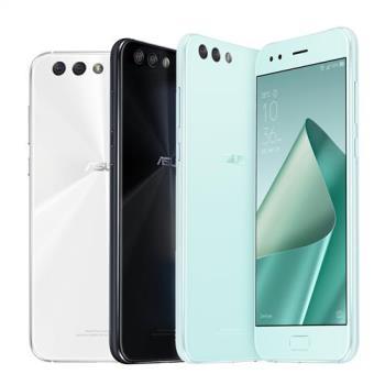 ASUS ZenFone 4 ZE554KL 5.5吋 4G/64G 八核心智慧手機-附透明保護軟殼