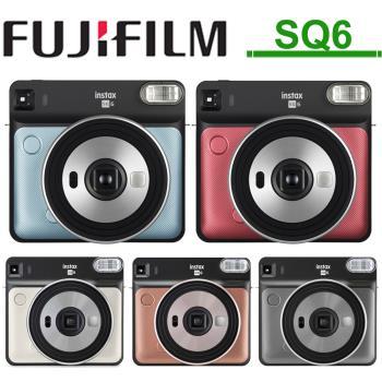 FUJIFILM instax SQUARE SQ6 方形拍立得相機 公司貨
