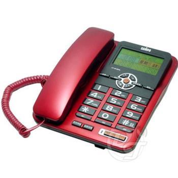 SAMPO聲寶 來電顯示有線電話機HT-B1004L-贈耳機(2色)