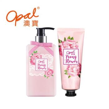 【OPAL澳寶】植物酵素牡丹深潤養肌膚寵愛組