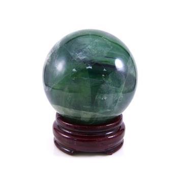 【寶峻晶石館】螢石球 AR2 (直徑6.9cm)