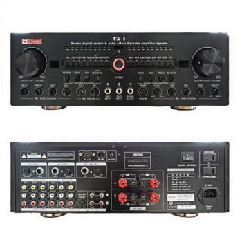 ZSound+MIPRO TX-1+ACT-35B(頂級卡拉OK擴大機與無線麥克風組)