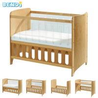 【Bendi】i-Lu Clean 透明多功能嬰兒 -中床標配 (床架+獨立筒)