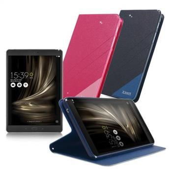 Xmart for ASUS ZenPad 3S 10 (Z500M) 9.7吋 完美拼色隱扣皮套