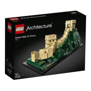 樂高積木 - ARCHITECTURE 世界建築系列 - 萬里長城 21041