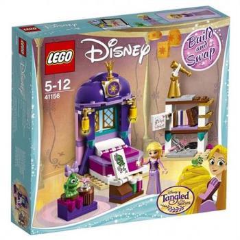樂高積木 - 迪士尼公主系列 - Rapunzel's Castle Bedroom 41156