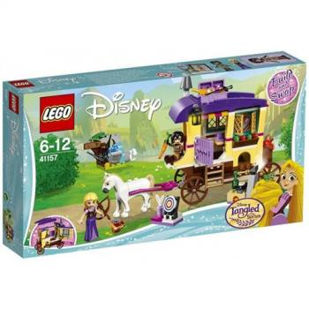 樂高積木 - 迪士尼公主系列 - Rapunzel's Traveling Caravan 41157