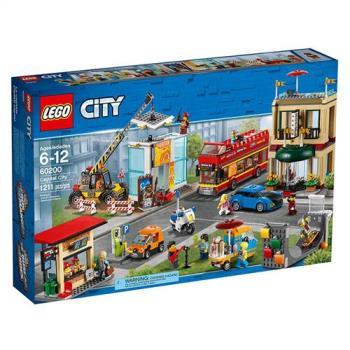 樂高積木 - City 城市系列 - 首都 60200