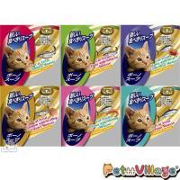 【Pet Village 魔法村】 貓專用 化毛配方慕斯肉泥(14gX4) 6種口味隨機出貨 X 10包