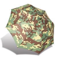 RAINSTORY雨傘-經典迷彩抗UV自動開直骨傘