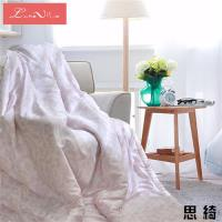 Luna Vita 頂級天絲TENCEL涼被枕套3件組-(5款可選)