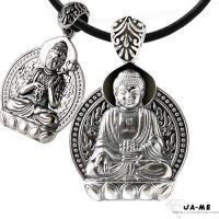 【JA-ME】990千足銀生肖守護神項鍊(8款任選)