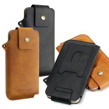 CB 典藏生活收納手機包 for OPPO R15 / R15 Pro 適用6吋以下 (送掛繩)