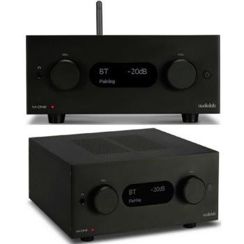 Audiolab M-ONE(藍芽綜合擴大器兼容USB DAC、耳擴)英國血統超值藍芽DAC擴大機
