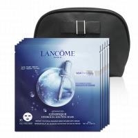 LANCOME蘭蔻 超進化肌因活性凝凍面膜28gx5(贈化妝包)