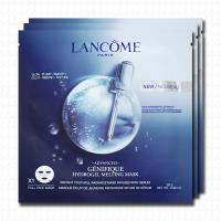LANCOME蘭蔻 超進化肌因活性凝凍面膜28gx3(贈專櫃試用包x2)