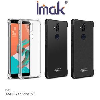 【Imak】ASUS ZenFone 5Q/5Lite ZC600KL 全包防摔套(氣囊)