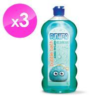 [澳洲Natures Organics]植粹兒童泡泡洗髮沐浴露(1Lx3入)