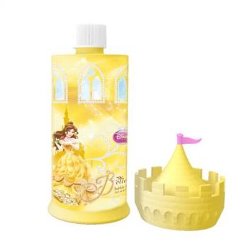 Disney Princess Belle 美女與野獸香氛泡泡浴 350ml