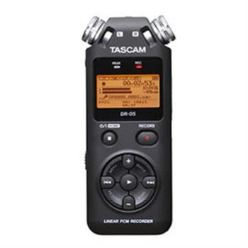 【日本TASCAM】 攜帶型數位錄音機 DR-05