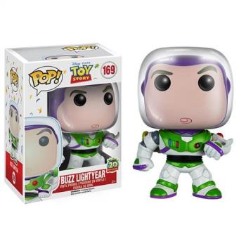 POP!系列Q版公仔 迪士尼系列:玩具總動員 - 巴斯光年