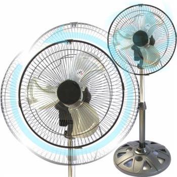 大家源 12吋 輕量型360度風扇 TCY-8712