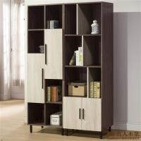 【日本直人木業】Honey簡約120公分書櫃
