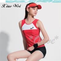 沙麗品牌 時尚流行二件式泳裝 NO.18112