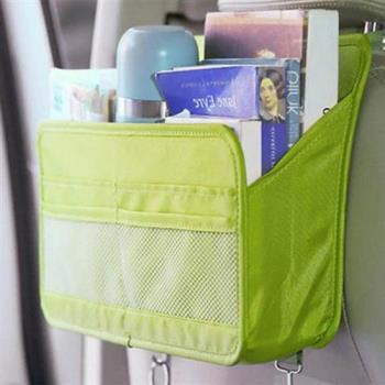 E.City_大容量車用椅背單層收納掛袋
