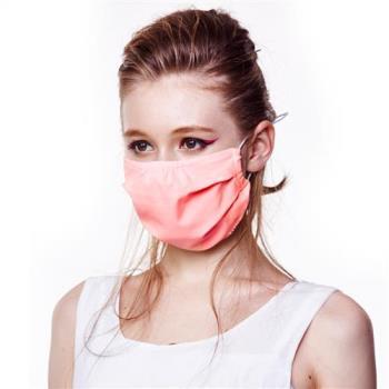 【HOII后益】先進光學美療布-機能光療口罩(紅色)