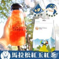 [台灣茶人]馬拉松紅玉紅茶3角立體茶包(10包/袋)x3袋