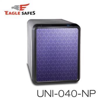 Eagle Safes 韓國防火金庫 保險箱 (UNI-040-NP)(紫色菱格)