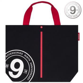 MONDAINE 瑞士國鐵9週年帆布袋