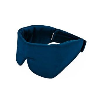 Sleep Master精品 睡眠用 藍色眼罩