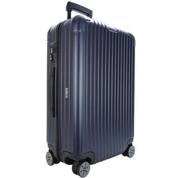 RIMOWA SALSA 26吋小型四輪旅行箱(亞光藍)81063394
