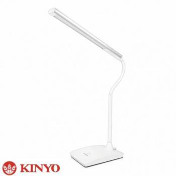 KINYO 高質感LED金屬檯燈(PLED-425)