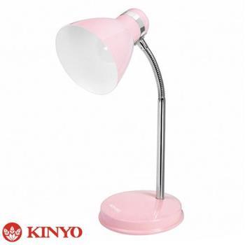 KINYO E27高亮度金屬檯燈(PLED-422)
