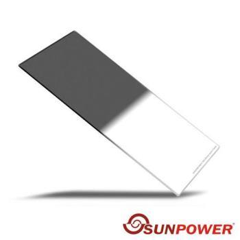 SUNPOWER Hard 150X170mm GND0.9 ND8 硬式 方型 玻璃 漸層鏡(150x170,湧蓮公司貨)減3格