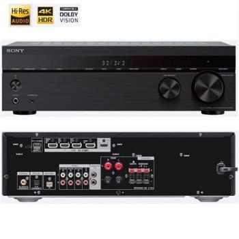 SONY索尼 STR-DH590(5.2 聲道家庭劇院擴大機)設計簡潔、連線順暢、音質清晰
