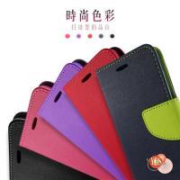 for  HTC Desire12 /  D12  ( 5.5吋 )     新時尚 - 側翻皮套