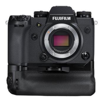 FUJIFILM 富士 X-H1 機身 握把組 含電池把手+原廠電池x2(XH1,恆昶公司貨)