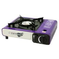 妙管家休閒瓦斯爐(紫色) K082P