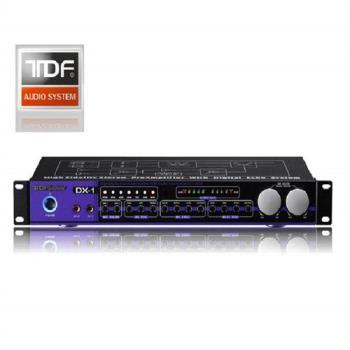 TDF DX-1(前級混音數位迴音處理器)台灣製造優化人聲唱歌必備利器