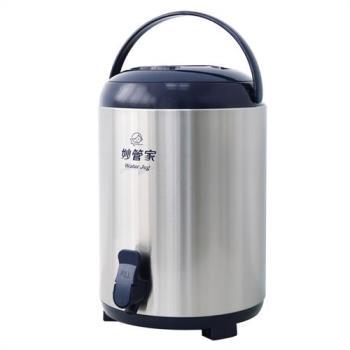 妙管家9.5L不鏽鋼保溫茶桶 HKTB-1000SSC