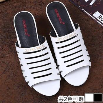 【Alice 】 (預購)完美夏日羅馬粗跟鞋